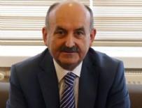 ÇALIŞMA BAKANI - Bakan Müezzinoğlu'nda promosyon açıklaması