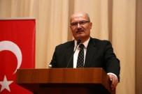 ANKARA VALİLİĞİ - Bakan Tüfenkci Müjde Verdi, ATO Başkanı Yol Haritalarını Açıkladı