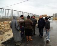 SEL BASKINI - Başkan Tollu, Selden Etkilenebilecek Yerleri Gezerek, İncelemelerde Bulundu