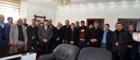 KANAAT ÖNDERLERİ - Başkan Vekili Hamitoğlu Tebrikleri Kabul Etti