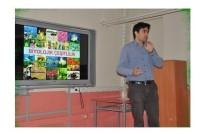 HAYVAN SEVGİSİ - Bilecik'te Öğrencilere Biyolojik Çeşitlilik Eğitim Semineri Verildi