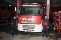 İTFAİYE MÜDÜRÜ - Bu Yıl Yozgat'ta 600 Yangına Müdahale Edildi