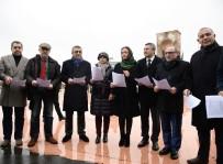 GAMZE AKKUŞ İLGEZDİ - CHP'den 'Anayasa Değişiklik Teklifine' Eş Zamanlı Protesto