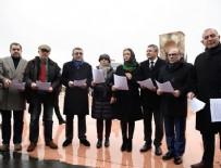 YENİ ANAYASA ÇALIŞMALARI - CHP'den eş zamanlı 'Anayasa' protestosu
