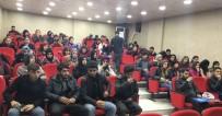 EŞIT AĞıRLıK - Cizre'de Öğrencilere Motivasyon Semineri