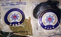Elazığ'da Uyuşturucu İle Yakalanan 3 Kişi Gözaltında