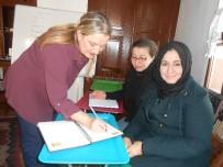 KANADA - Eskişehir'deki Sığınmacılara Türkçe Kursu