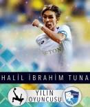 AYDINSPOR 1923 - Halil İbrahim Tuna, Yılın Futbolcusu Seçildi