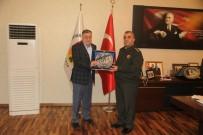 İl Jandarma Komutanı Akça'dan NTSO'ya Veda Ziyareti