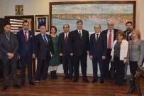DEVRAN KUTLUGÜN - Irak Büyükelçisinden, Büyükşehire İşbirliği Talebi