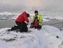 İSTANBUL TEKNIK ÜNIVERSITESI - İTÜ Antarktika'ya bilim insanı gönderdi
