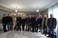 SERDİVAN BELEDİYESİ - Kafeler Caddesi Sosyal Hayatın Nabzını Tutuyor