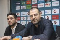 İSVEÇ - 'Kazanmak Zorunda Olduğumuz Bir Maçtı Mutluyuz'