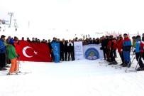 KIŞ TURİZMİ - KYK'lı Öğrenciler Kayak Tesisinde Stres Attı
