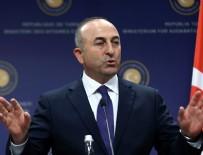 SOĞUK SAVAŞ - Çavuşoğlu: Koalisyon uzun zaman sonra El Bab'da DAEŞ'i vurdu