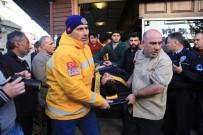 Milas'ta Sokak Ortasında Bıçaklı Kavga Açıklaması 1 Yaralı