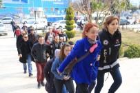 Milas'taki Tütün Operasyonunda 8 Kişi Serbest
