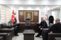 Milletvekili Hüsniye Erdoğan'dan Başkan Tutal'a Ziyaret