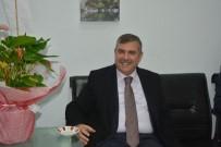 ÜNİVERSİTE KAMPÜSÜ - Milletvekili Maviş Çalışmaları Değerlendirdi