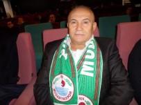 KAHVEHANE - Mudanyaspor'un Yeni Başkanı Hikmet İlhan