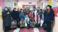 GÜVERCINLIK - Nevşehirli AK Kadınlardan Sevgi Yolu Projesi