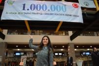 Ordu-Giresun Havalimanında '1 Milyonuncu Yolcu' Heyecanı