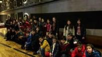 STAR WARS - Ortaokul Öğrencileri Seyrettikleri Filmle İngilizcelerini Pekiştirdi