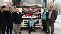 BEBEK MAMASI - Patnos'tan Halep'e Yardım