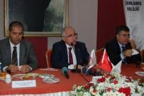 AKRABA EVLİLİĞİ - Şanlıurfa Valisi Güngör Azim Tuna 2016 Yılını Değerlendirdi