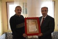 ASKERLİK ŞUBESİ - Şehit Coşkun İşleyen'in Ailesine 'Şehadet Belgesi' Verildi