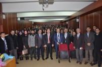 ALİ HAMZA PEHLİVAN - Şehri Yönetenler Gençler İle Buluştu