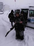Seydişehir Belediyesi, Kardan Yollar Kapanınca Diyaliz Hastalarını Hastaneye Taşıdı