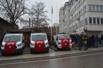Sinop Belediyesine Araç Takviyesi