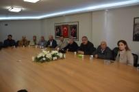 MENDERES NEHRİ - Söke AK Parti 2016'Yı Değerlendirdi, 2017 Planlarını Anlattı