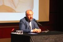 GEBZELI - Tarihçi Çelik, Orta Doğu'yu Anlattı