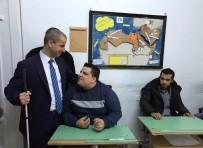 GÖRME ENGELLİLER - TİKA'dan Libyalı Görme Engellilere Destek