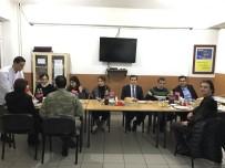 GENERAL - Tutak'ta Emekliye Ayrılacak Koruculara Veda Yemeği