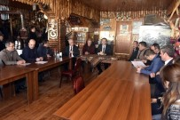 Zigana Dağında Tarihi Toplantı