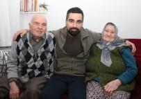 ZEYTINLIK - 11 Arkadaşını Şehit Veren Gazi, Baba Ocağında