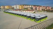 BELEDIYE OTOBÜSÜ - 2016'Da Kocaeli Büyükşehir Toplu Taşımada Yenilendi