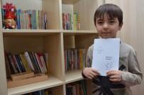 NOEL - 7 Yaşındaki Batu Hayali Öyküsünü Kitaba Çevirdi