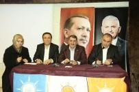 ÇİFT BAŞLILIK - AK Parti Canik İlçe Danışma Toplantısı