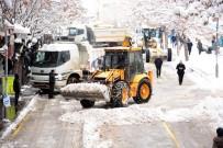 Aksaray Belediyesi'nde Kar Alarmı