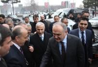 FARUK ÖZLÜ - Bakan Özlü Ve Özhaseki Kayseri'de