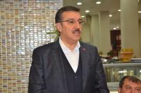 GEZİ PARKI - Bakan Tüfenkci Erbakan Vakfı Üyeleri İle Buluştu