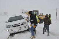 Balıkesir'de 240 Köy Yolu Ulaşıma Kapandı