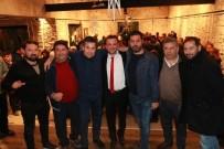 İSMAIL ALTıNDAĞ - Başkan Kocadon Belediye Personelinin Yeni Yılını Kutladı