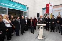 SPOR MERKEZİ - Başkan Yaşar, 2016'Yı Değerlendirdi