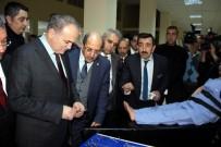 ERCIYES - Bilim, Sanayi Ve Teknoloji Bakanı Özlü Erciyes Teknopark'ı Ziyaret Etti