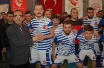 Bitlis'te '15 Temmuz Şehitleri Halı Saha Futbol Turnuvası' Sona Erdi